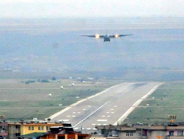 Diyarbakır'a dev askeri sevkiyat