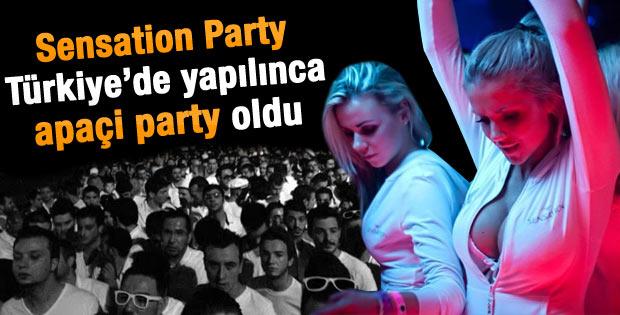 Sensation White Türkiye'de yapılınca ne hale geldi