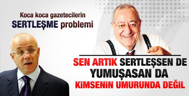 Mehmet Barlas'tan Ertuğrul Özkök'e sertleşme cevabı