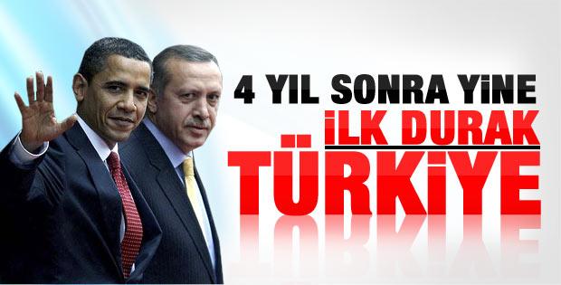 Obama yine Türkiye'ye gelecek iddiası