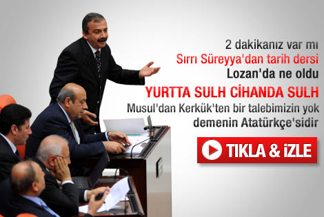 Önder'den 'Yurtta Sulh Cihanda Sulh' sözleri analizi
