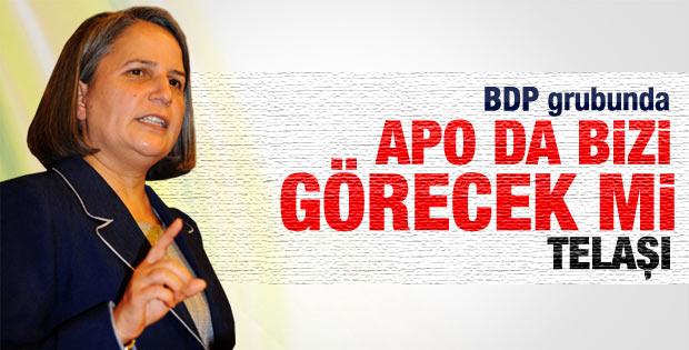 Gültan Kışanak'ın BDP grup toplantısı konuşması