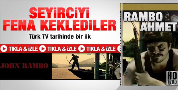İşler Güçler'den Rambo'lu başlangıç - Video