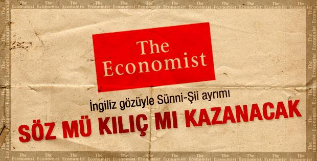 The Economist Sünni - Şii denklemini analiz etti