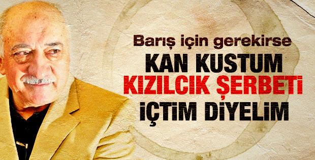 Fethullah Gülen'den İmralı sürecine destek