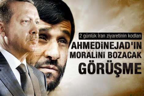 Erdoğan'ın 2 günlük İran gezisinin kodları