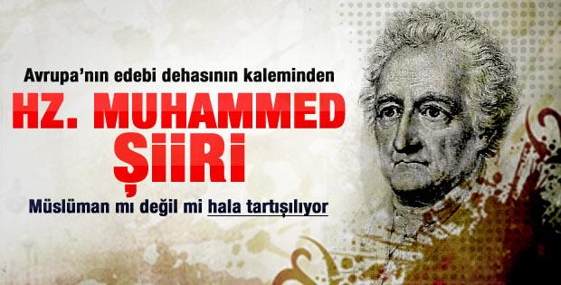 Goethe'nin Hz.Muhammed'e yazdığı şiir