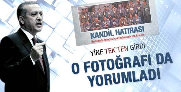 Erdoğan Karayılan'lı fotoğrafı yorumladı