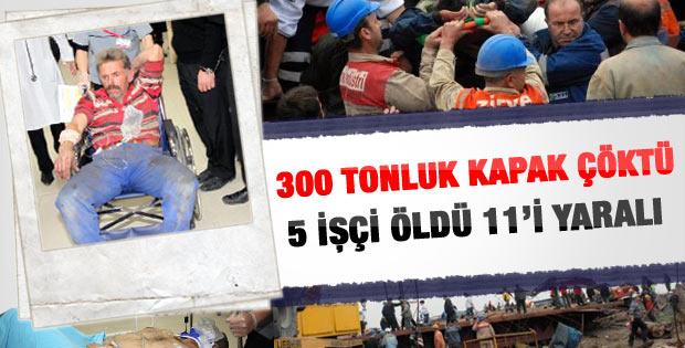 Samsun'da patlama: Çok sayıda ölü ve yaralı var