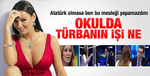 Pınar Altuğ: Atatürk tartışılamaz
