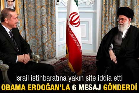 Erdoğan Hamaney'e 6 mesaj götürdü