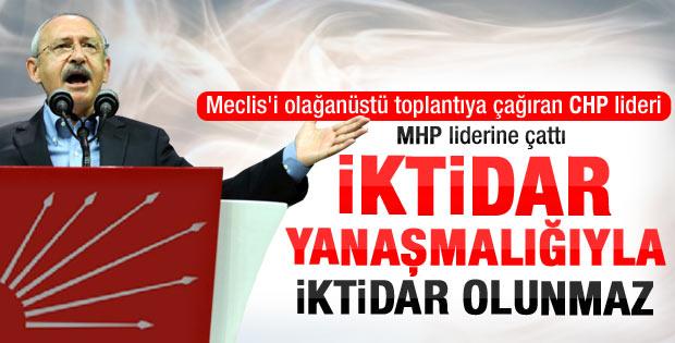 Kılıçdaroğlu CHP grup toplantısında konuştu - izle
