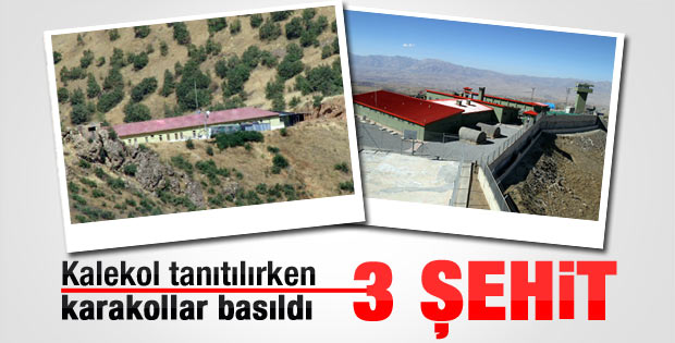 Hakkari Çukurca'da çatışma: 3 şehit
