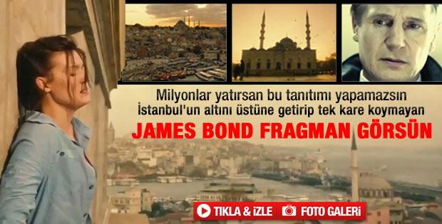 İstanbul'un yüzünü güldürecek film: Taken 2