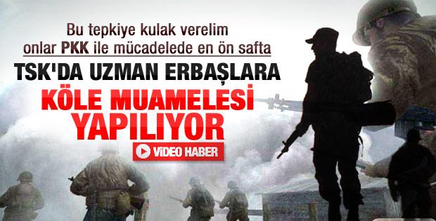 Merdoğlu: TSK'da uzmanlara kölelik rejimi uygulanıyor
