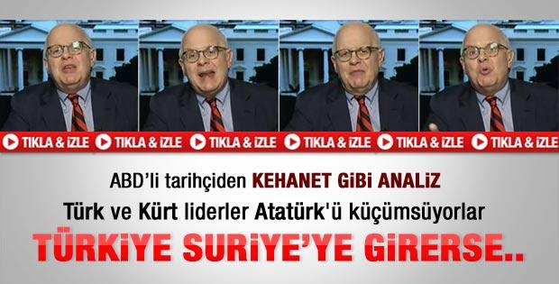 Kehanet gibi Türkiye-Suriye analizi-İzleyin