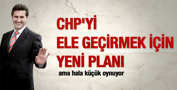 CHP'de Mustafa Sarıgül sürprizi