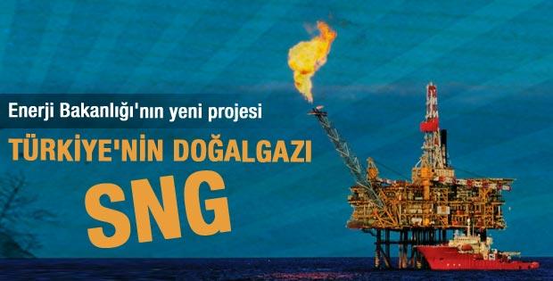 Türkiye kömürden gaz üretecek