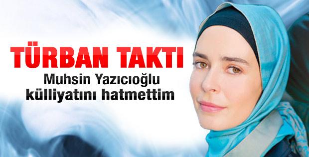 Pelin Batu: Muhsin Yazıcıoğlu külliyatını hatmettim