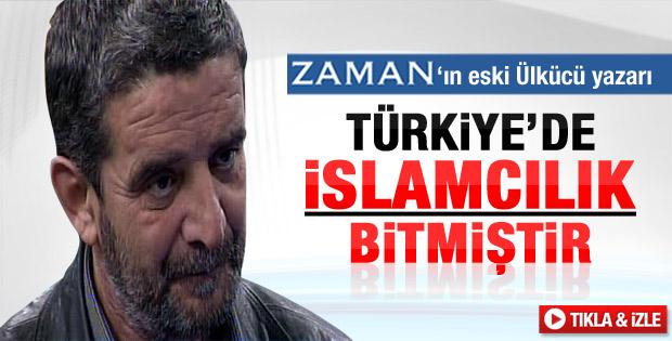 Türköne: Türkiye'de İslamcılık bitmiştir - Video