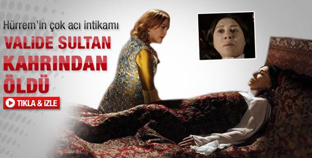 Valide Sultan kahrından öldü - izle