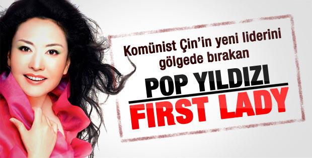 Çin'in pop yıldızı First Lady'si: Peng Liyuan