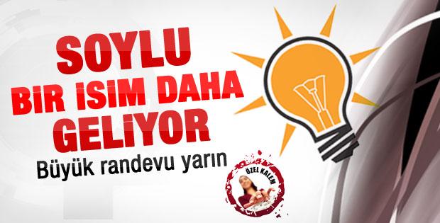Süleyman Soylu Erdoğan'la görüşecek