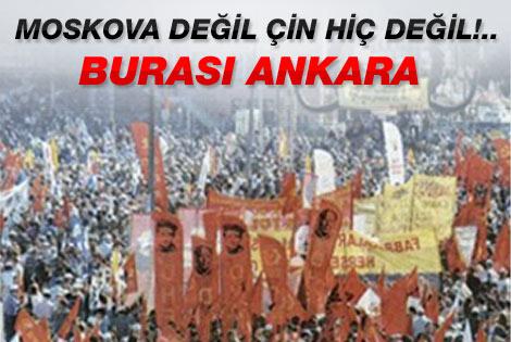 'Sokağın Meclisi' mitingi Ankara'da gerçekleştirildi