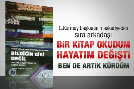 Taraf yazarı Çınar: Ben de artık Kürdüm
