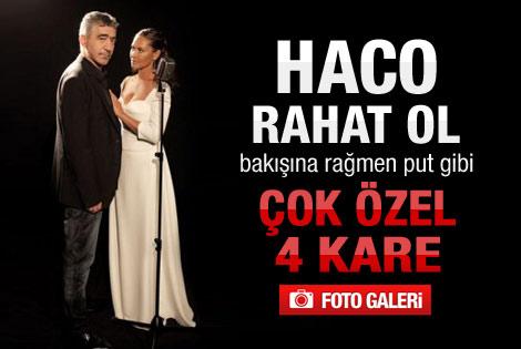 Ciwan Haco ve Hülya Avşar barış düeti yaptılar - Foto