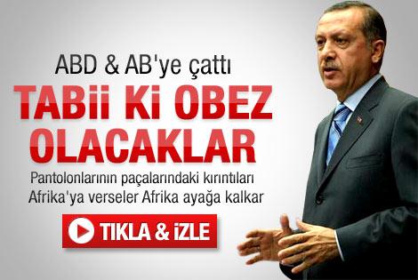 Erdoğan'ın İ.Ü akademik yıl açılış konuşması