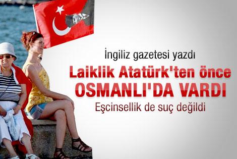 Guardian: Osmanlı'da eşcinsellik suç değildi
