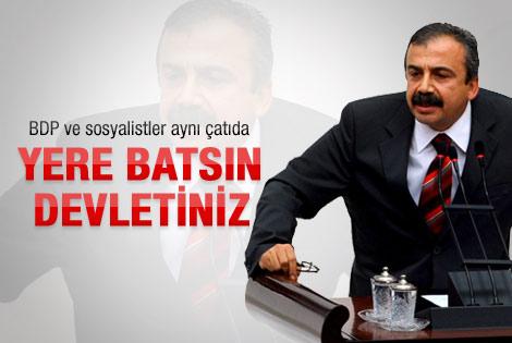 Sırrı Süreyya Önder: Yere batsın devletiniz