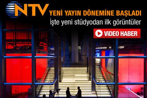 NTV yeni stüdyosunda yeni yayın dönemine başladı - İzle