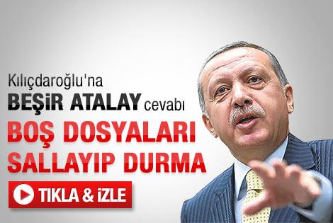 Erdoğan'ın Kızılcahamam kapanış konuşması