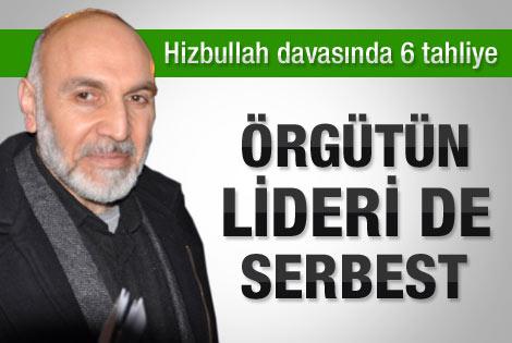 Hizbullah liderleri tahliye edildi