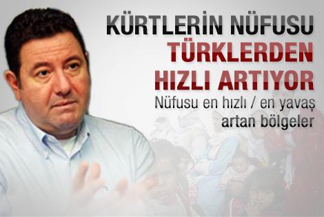 Emre Aköz: Kürt nüfusu hızla yükseliyor