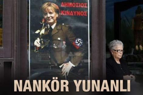 Merkel'e Godfather benzetmesi