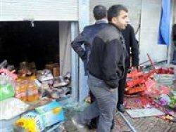PKK'nın  emrine uymayan esnafa linç girişimi