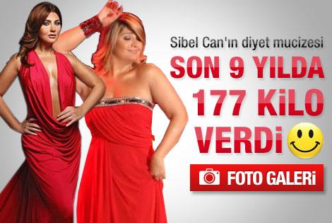 Sibel Can yine kilo aldı - Foto Galeri