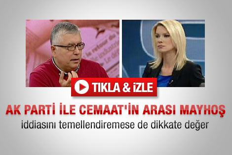 Serdar Turgut'un AK Parti ve cemaat iddiası