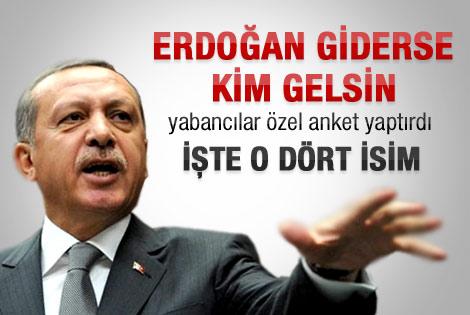 Erdoğan giderse kim gelsin anketi