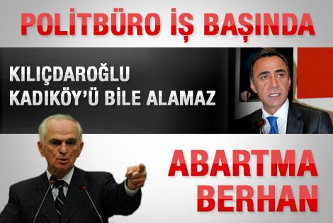 Önder Sav Berhan Şimşek'i uyardı: Abartma Berhan