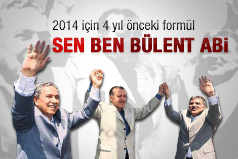 Senaryo 2014 kim Cumhurbaşkanı olacak