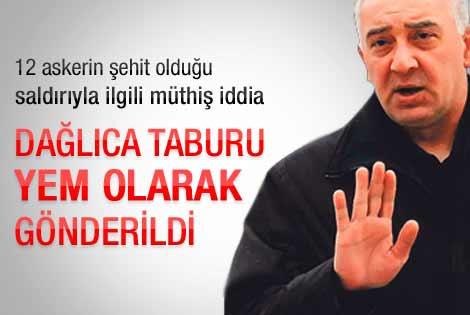 Dağlıca'nın komutanı: Tabur PKK'ya yem edildi