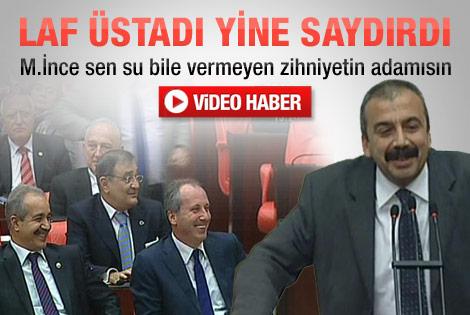 Meclis'te Sırrı Süreyya Önder şov - İzle