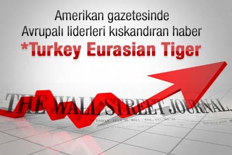 WSJ: Türkiye Avrasya'nın kaplanı