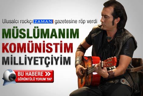 Kıraç: Hala Müslümanım milliyetçiyim komünistim