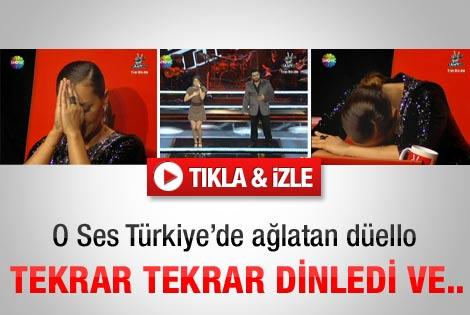 O Ses Türkiye'de ağlatan düello – izle