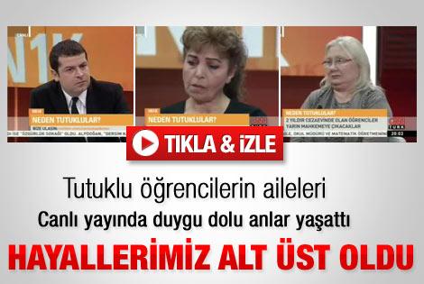 Cüneyt Özdemir canlı yayında kendini zor tuttu - İzle